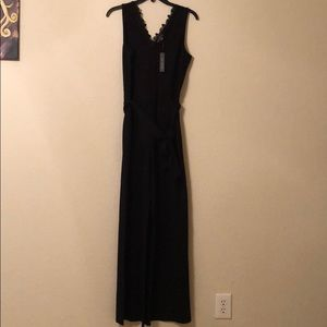 Black jump suit THE Limited **NWT** Size small